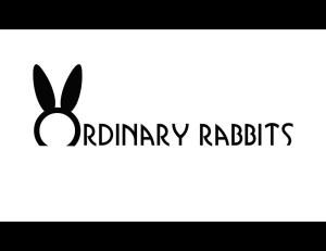 Ordinary Rabbits Logo3 Negative