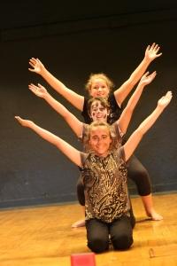 Self-Choreography 101 Dalmatians Camp